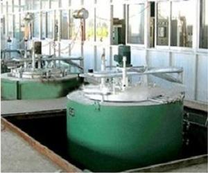 中温井式电炉