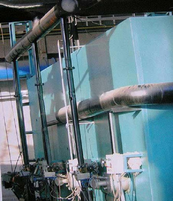 天然气加热炉安装施工图
